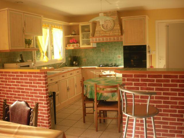 Cuisine maison de vacances Chez Marie